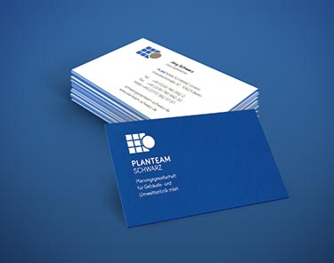 Visitenkarten Businesscard