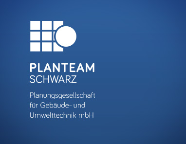 Corporate Design Planteam Schwarz