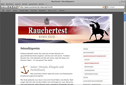Rauchertest